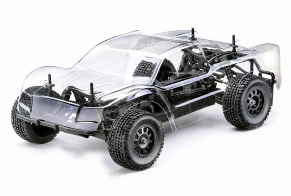Quel kit de voiture électrique radiocommandée tout terrain choisir? 122000019