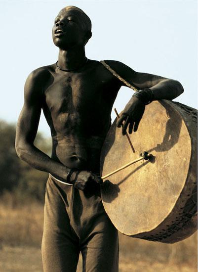لمحات تاريخية للصراع بجنوب السودان 21Dinka