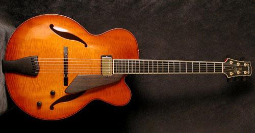 Les plus belles guitares Jim-hall-sadowsky