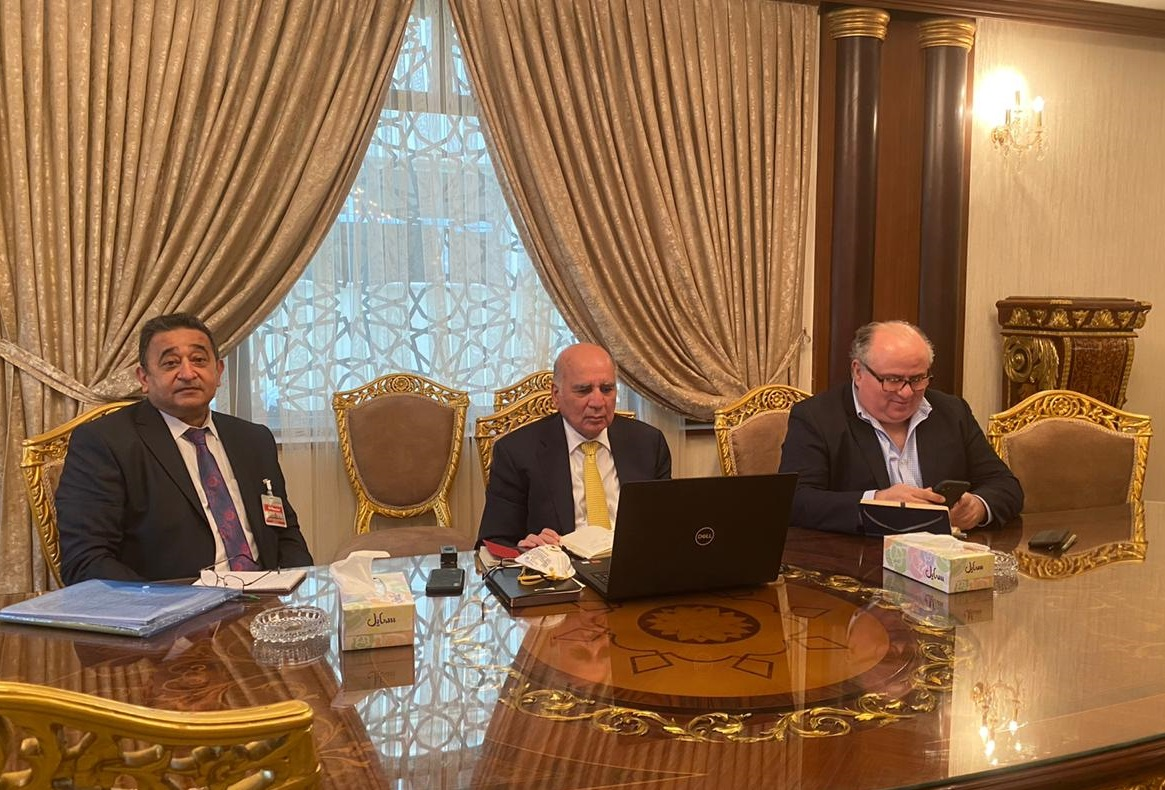 The Deputy Prime Minister and Minister of Finance discusses the financial and economic situation with the representative of the International Monetary Fund Eb3e564e-1949-44f5-8883-dfca9b303246