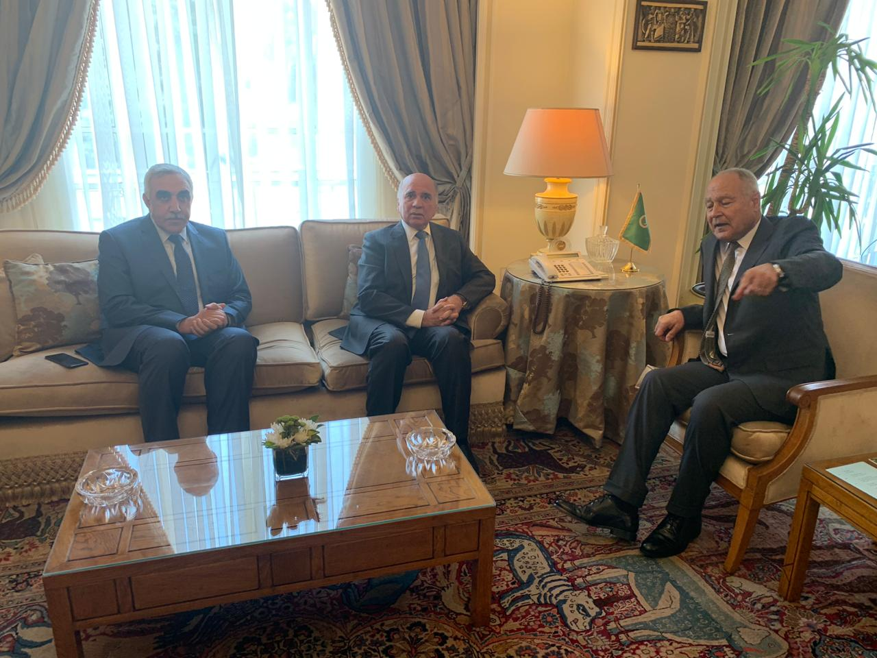 Minister of Finance arrives in Cairo to participate in Arab finance ministers meeting 2a3d74f1-8d65-4f42-baa2-2bdb3e020683