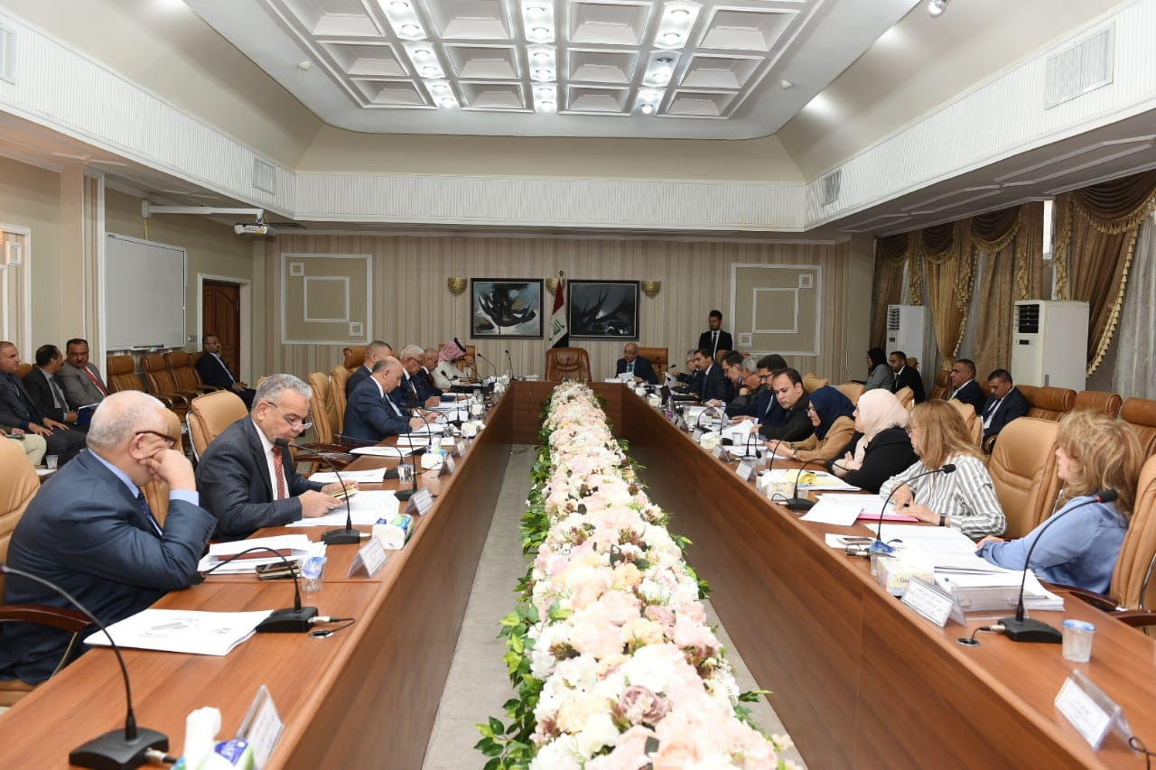 Undersecretary of the Minister of Finance presides over the ninth meeting to prepare the strategy of the State Budget for the year 2020-2022 371e6263-d05e-4ddc-9a29-d89109cfc17a