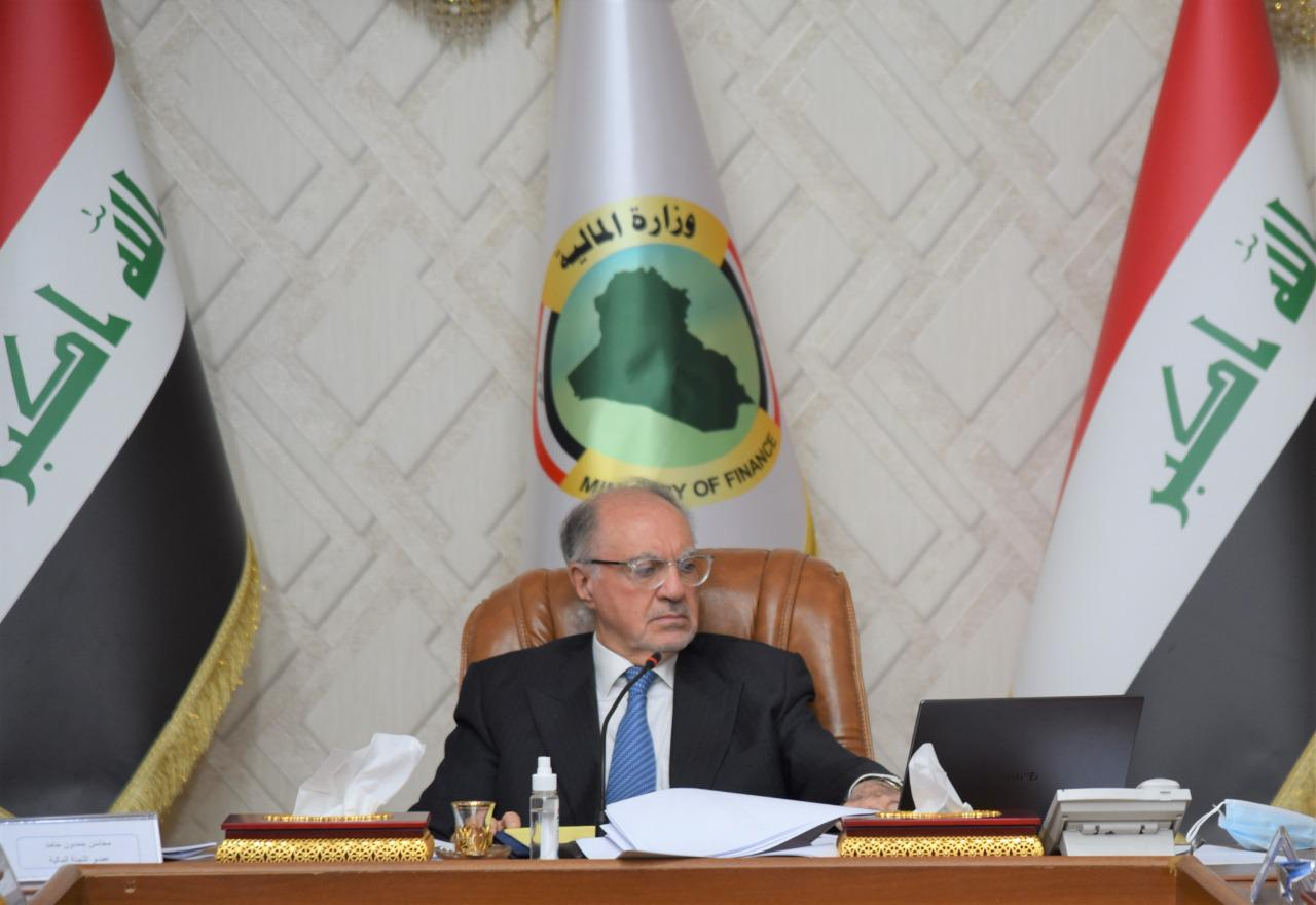 The Minister of Finance chairs the twelfth session of the committee to prepare the budget strategy for the years 2022-2024 4