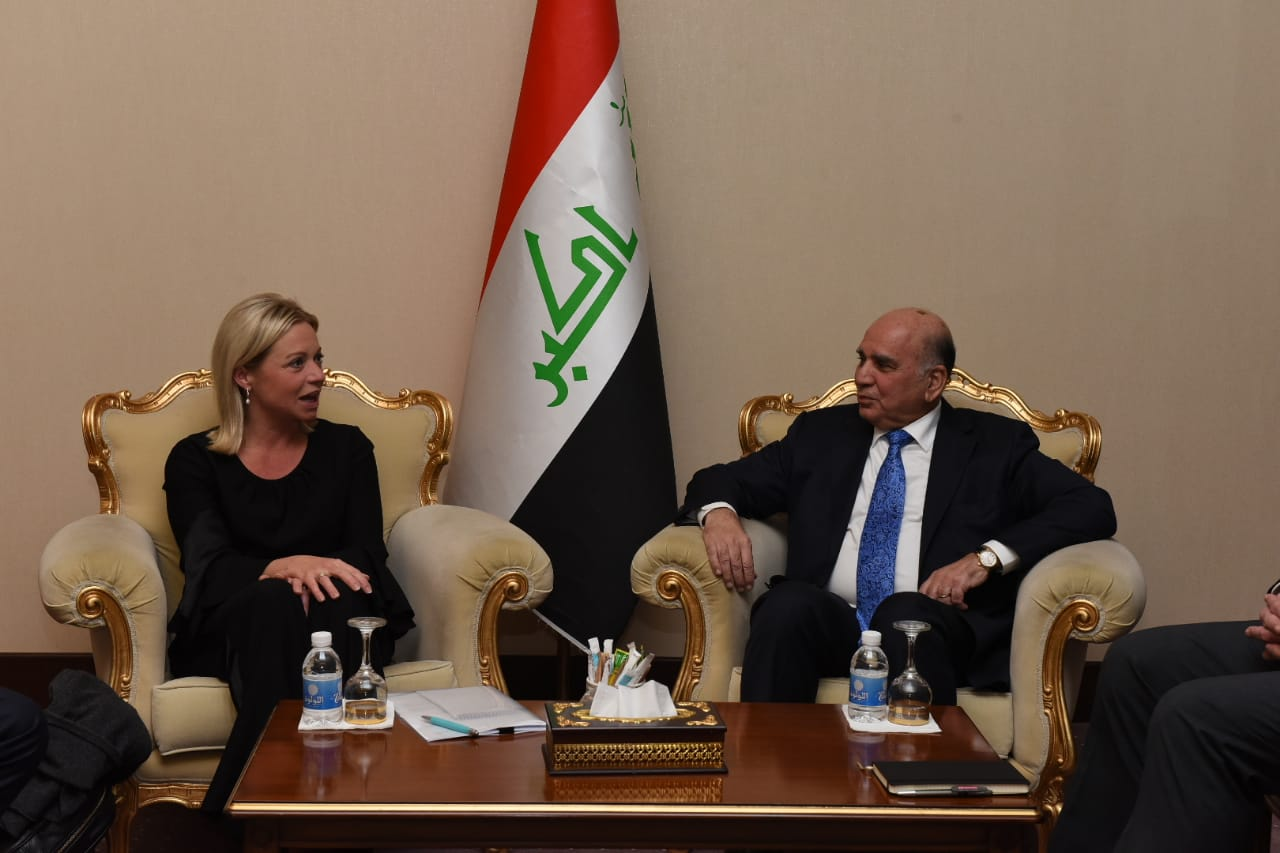 Laudrian Le Halbusi: The French government is keen to support Iraq with security and reconstruction files Bd926030-393f-408f-8479-dbe37ddcb419