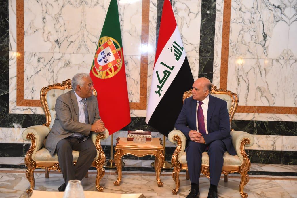 Deputy Prime Minister and Minister of Finance receives Portuguese Prime Minister Antonio Costa and his accompanying delegation E7d7b4d7-20e6-4485-8ec3-f40e843b33da