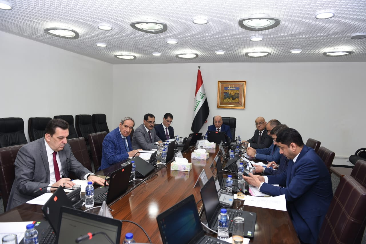 Deputy Prime Minister for Economic Affairs and Minister of Finance chairs the first session of the Economic Ministerial Council Fd4db2e5-5e91-4d7d-b76c-44833e0b3eff