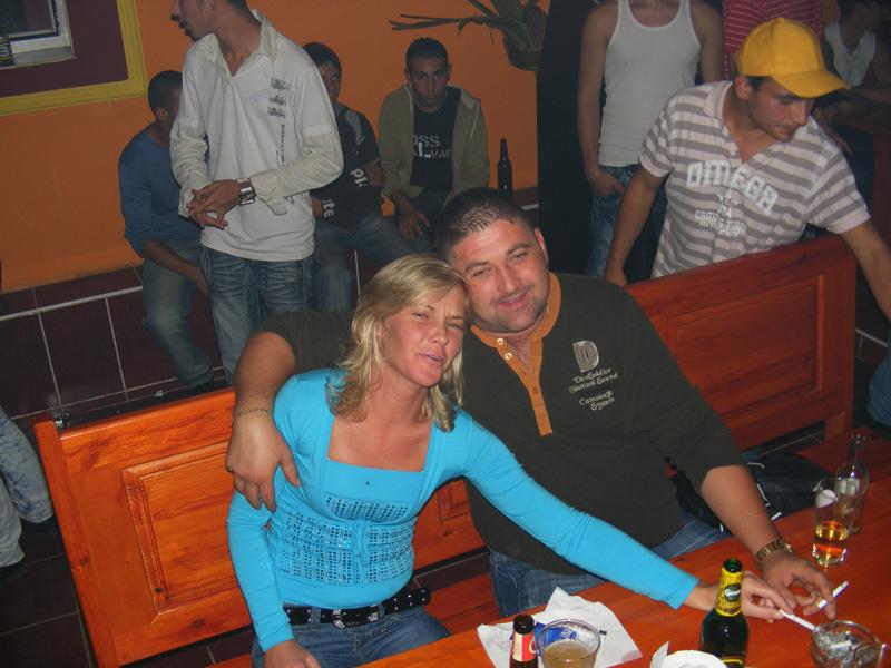Discoteca en Hungría. Fotos Mohikan Soroko 090