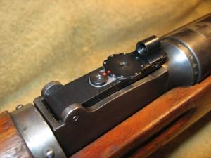 réglages hausse et guidon pour K31, FASS57 MK31MC-mounted-32-300x225