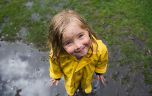 Mali Andjeli,  deca  su ukras sveta Rain-puddle-biddiboo-506x320