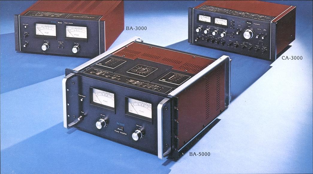 Los amplis y cajas con acabados de primera. - Página 2 SansuiDefinition