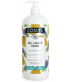 Le CON-sommateur Creme-lavante-mains-douceur-lavande-citron-1l-coslys-13110-L