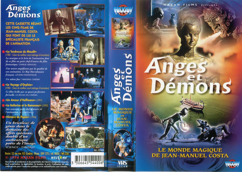 La Tendresse du Maudit - 1982 - Jean-Manuel Costa  VHS_anges_er_dmons-2