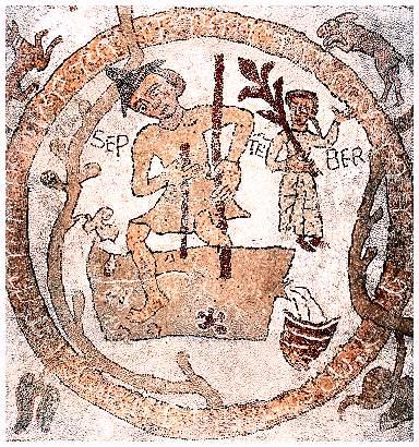 ¿Románico y Astrología? Settembre