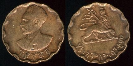 Etiopía - 25 cents 1944 [imagen perdida] Foto_2620