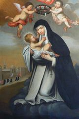 ✟Les Saints - Les Saintes du  Jour✟ Sainte_rose