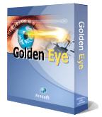 برناج لمراقبة جهازك أثناء غيابك وتزويدك بتقارير مصورة مذهل Goldeneye