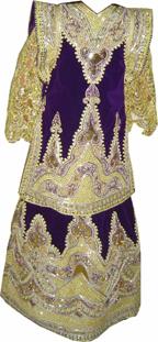 ملابس جزائرية تقليدية لأحلى عروس من عند أمولة RCV51d