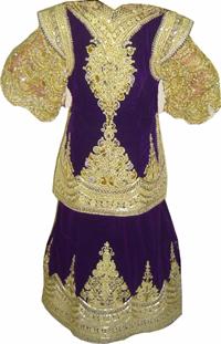 ملابس جزائرية تقليدية لأحلى عروس من عند أمولة RCV52d