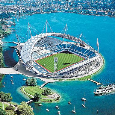 Najljepši stadioni Stadion