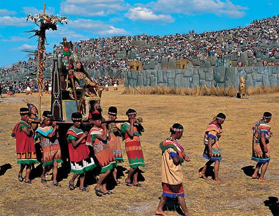 Para qué acumularon oro los Incas y Aztecas? Image002