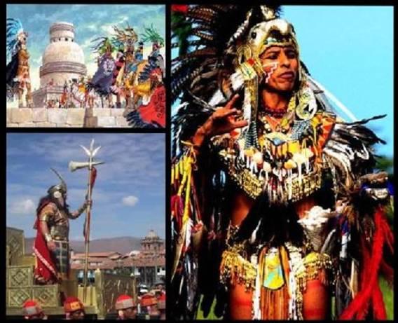 Para qué acumularon oro los Incas y Aztecas? Image004