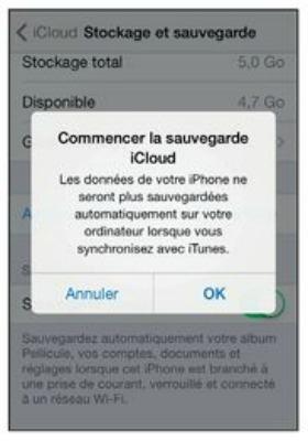 Tutoriel complet de l'iPhone 5 5s et 5c : iCloud par Vincent Leblanc Transferer-vers-icloud