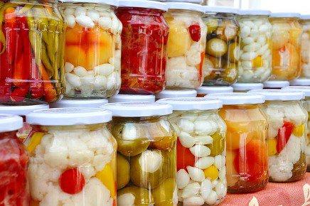 Les aliments fermentés Pickles-700131_640
