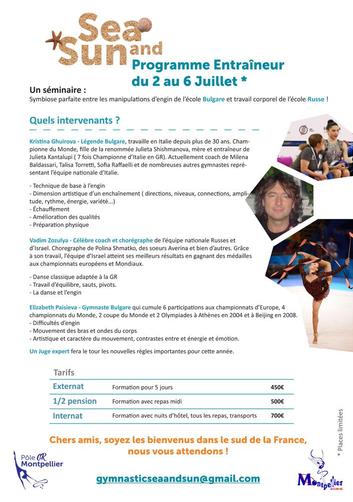 Dany Cup 2018 - Tournoi international + stage gym et coach - Montpellier - Page 2 Descriptif-Stage2018-coach