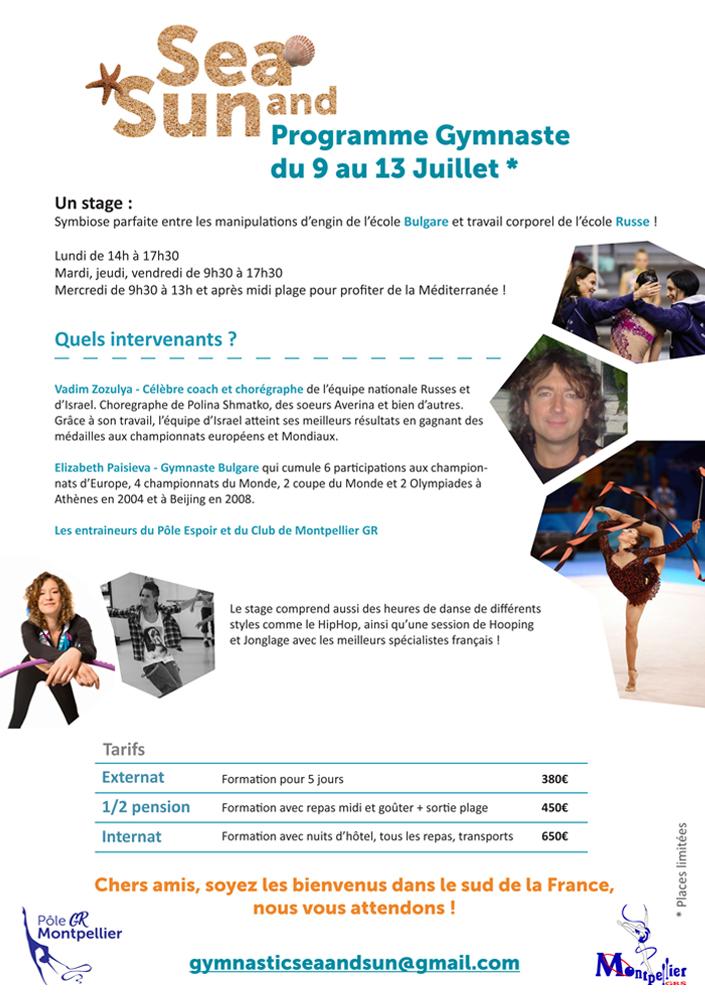 Dany Cup 2018 - Tournoi international + stage gym et coach - Montpellier - Page 2 Descriptif-Stage2018-sem2