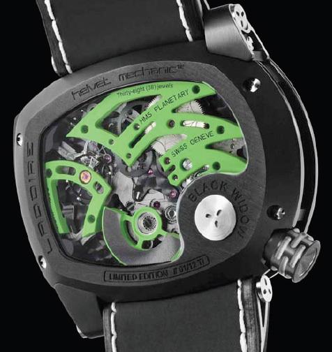 Ladoire Black Widow Mr. Green 2607504-3678423