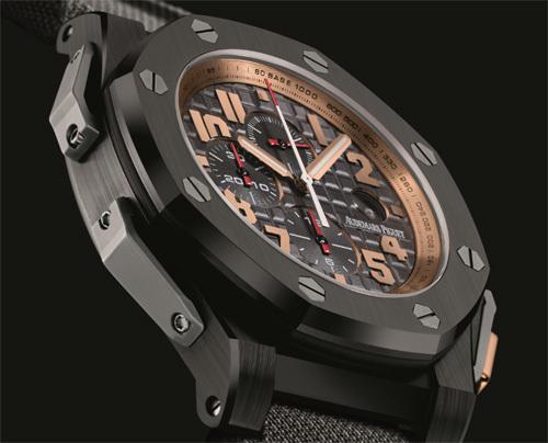 Chronographe Audemars Piguet Royal Oak Offshore Arnold Schwarzenegger 2640988-3728061
