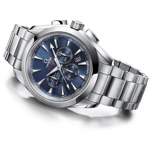 Chrono Omega Seamaster Aqua Terra 44 London  2781839-3939355