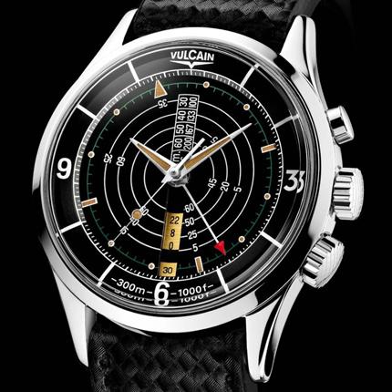 Choix de montre pour anniversaire : conseils et suggestions Vulcain-Nautical-Heritage