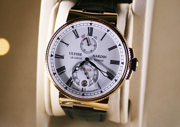 News : Ulysse Nardin Chronomètre Manufacture Ulysse-Nardin-Marine-Chronometer-Manufacture