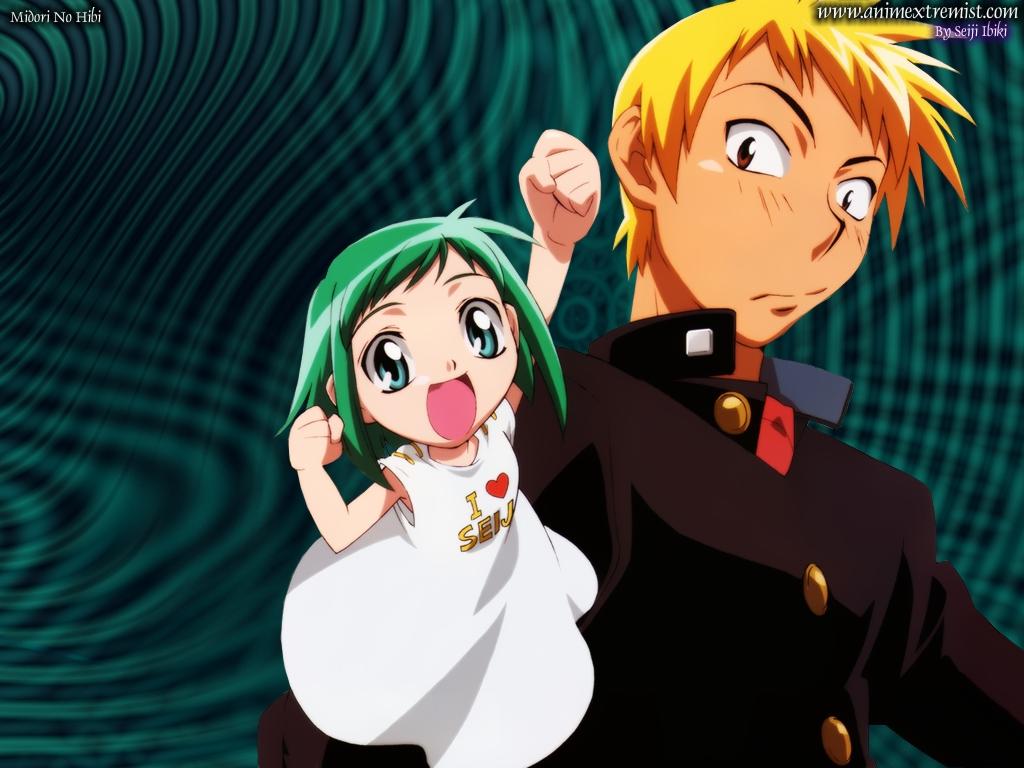 Anime Mobile Midori no Hibi Midori_01