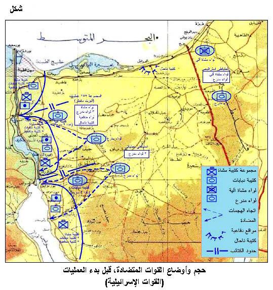 البرقية من حافظ إسماعيل إلي كيسينجر يوم 7 أكتوبر 1973 تتضمن قول السادات بأنه لن يعمق مدي الإشتباكات  Fig09