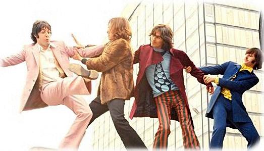 Beatles Galería Beatles-balancing-photo