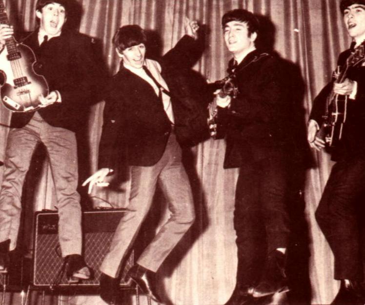 Beatles Galería Flying_leap