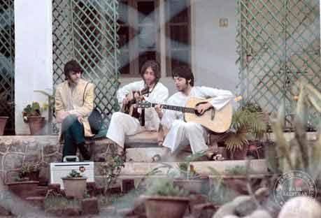 Beatles Galería Rishikesh08