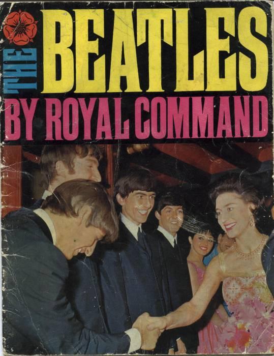 Beatles Galería Royal_command
