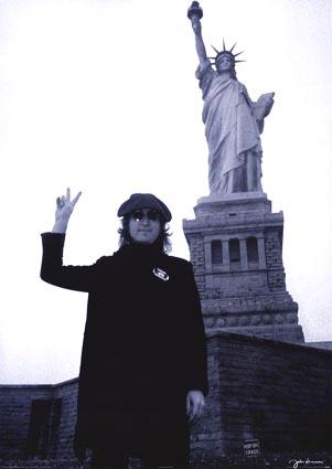 Beatles Galería Statue_liberty324234