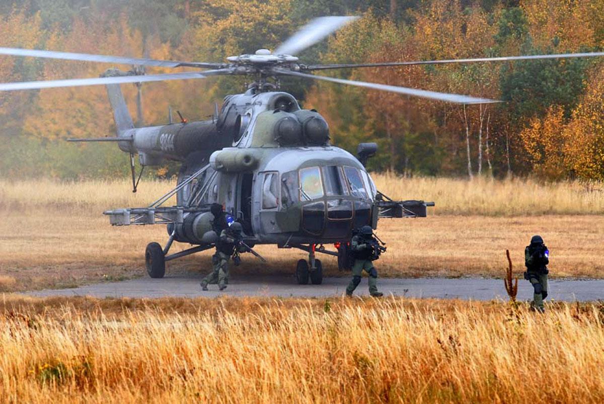 exercice OTAN Black_bear_22092009_4