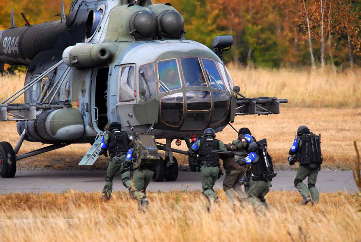 exercice OTAN Black_bear_22092009_8