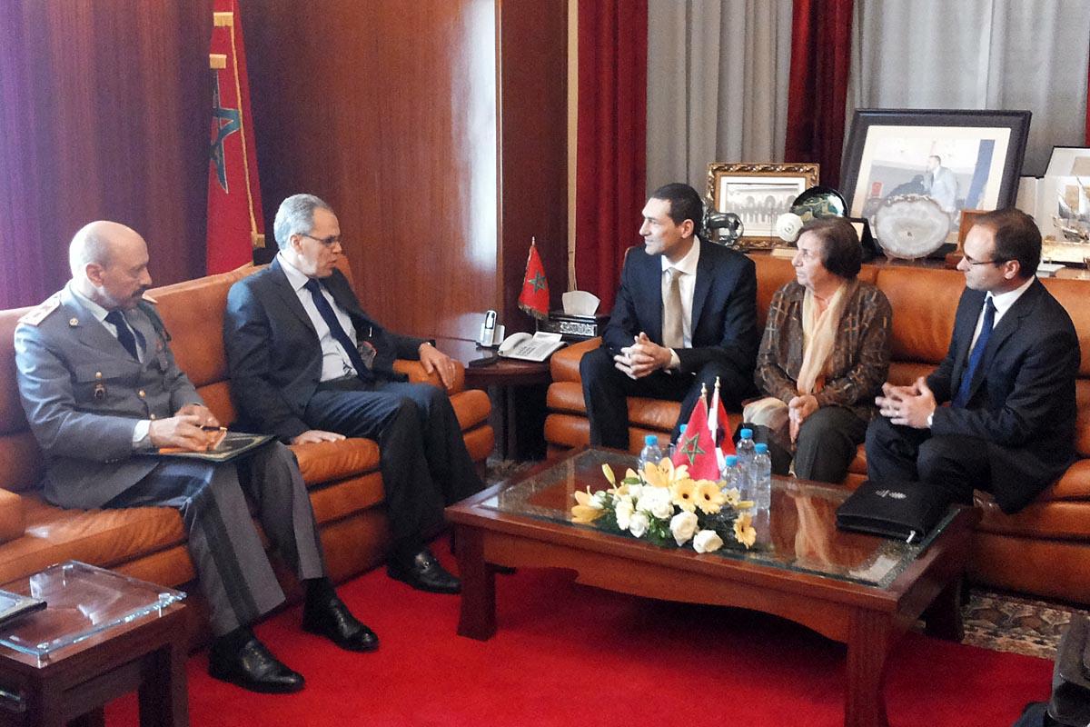 Coopération militaire Maroc-Croatie  Maroko_10042014_v