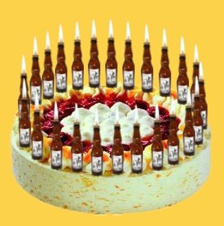 Sretan rodjendan Sirena Torte