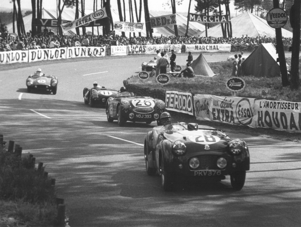 WIP's (and other fun items) - Page 19 1955-LE-MANS-24-HOUR-PHOTOGRAPH-AUSTIN-HEALEY-TRIUMPH-S1