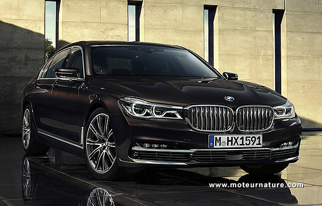 Nouvelle BMW serie 7 2016 BMW-serie7