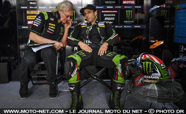 MOTO GP 2018 GRAND PRIX D'ARGENTINE  Horaires-zarco