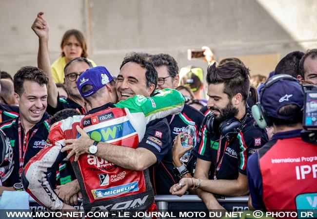 MOTO GP GRAND PRIX D'ARAGON 2018 Ana-espar-3