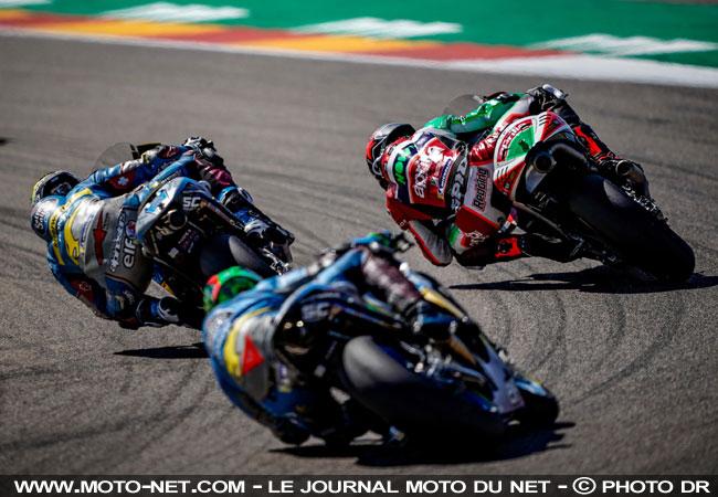 MOTO GP GRAND PRIX D'ARAGON 2018 Ana-red-2